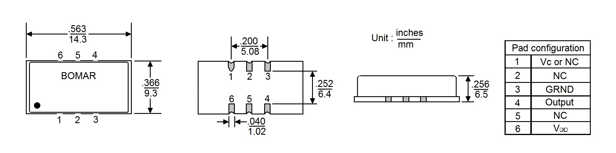 oven controlled crystal oscillators