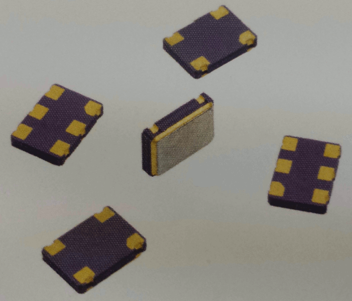 VCXO SMD Surface Mount
